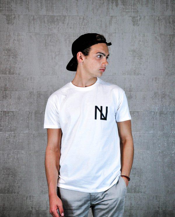 Foto Bas Logo T-Shirt Voorkant